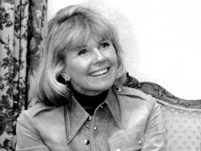 Zomrela legendárna herečka a speváčka Doris Dayová