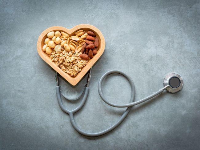 Najlepší druh orechov na zníženie krvného tlaku