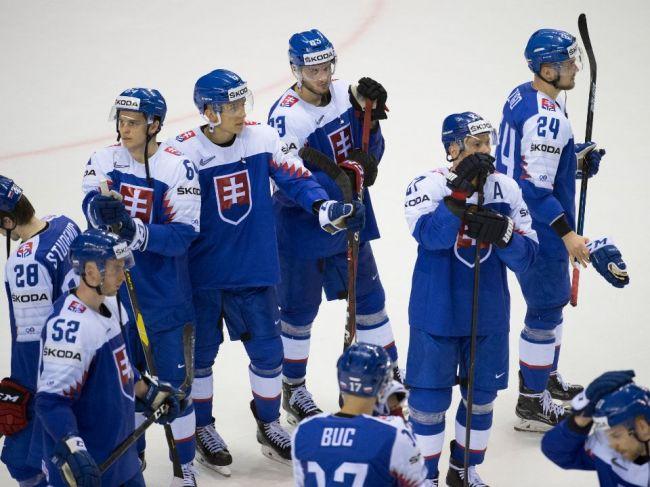Hokej: Slováci potrebujú na postup zaváhania favoritov