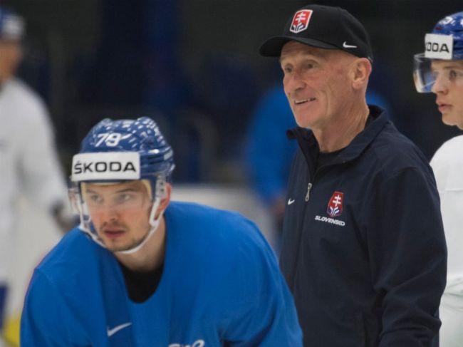 Hokej: Slováci nastúpia proti Francúzom s malými zmenami