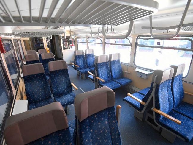 Muž si vo vlaku v taške zabudol takmer 62.000 eur