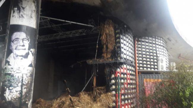 Polícia začala trestné stíhanie v súvislosti s požiarom pod Rondlom