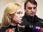 Saková: Policajti v ÚOÚČ by mali byť elitou, medializácia situácie ma vyrušuje