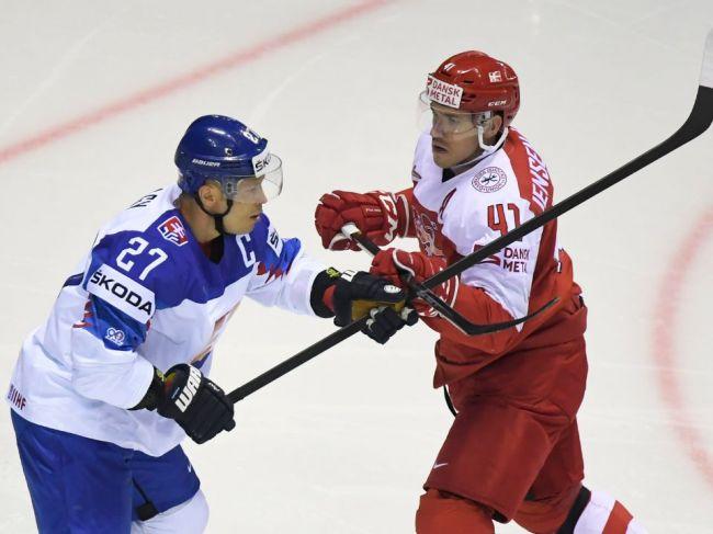 Hokej: Zápas Slovensko Dánsko nakoniec rozhodli nájazdy