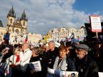 V Prahe sa koná ďalšia veľká demonštrácia proti ministerke spravodlivosti