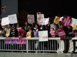 V amerických mestách protestovali odporcovia nových zákonov zakazujúcich interrupcie