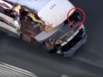 Video: Šialená naháňačka - Z ukradnutého karavanu vypadli dva psy