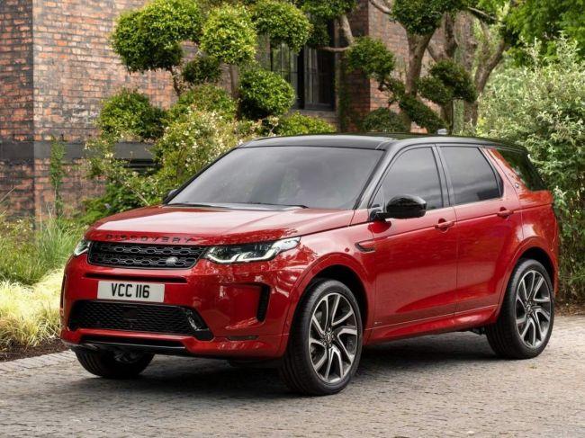 Toto je nový Land Rover Discovery Sport