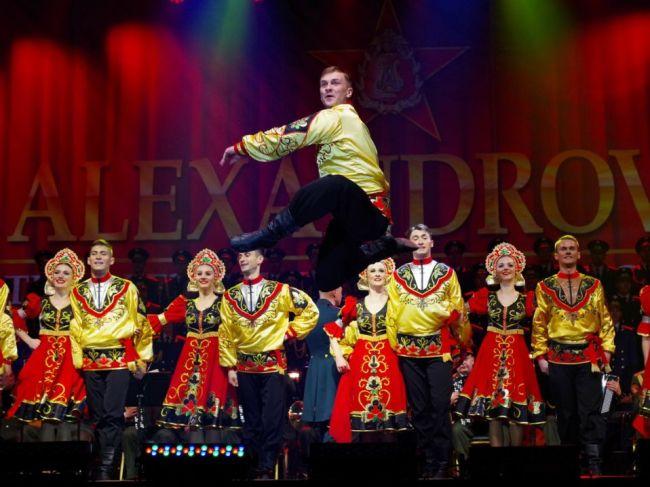 Turné Alexandrovcov v plnom prúde