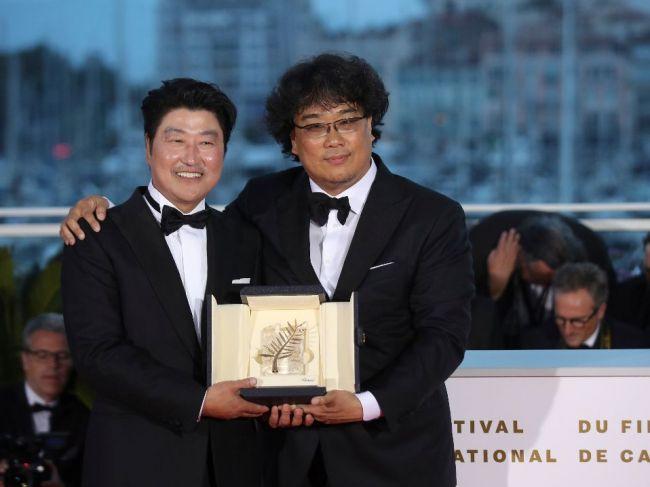 Zlatú palmu si z Cannes odnáša juhokórejský film Parazit