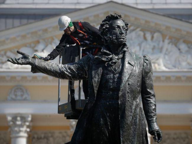 Pred 220 rokmi sa narodil básnik a prozaik Alexander Sergejevič Puškin