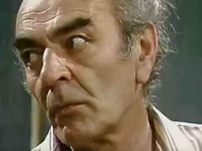 Herec Josef Bláha zo seriálu Návštěvníci sa narodil pred 95 rokmi