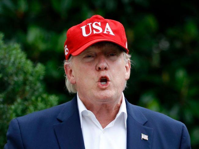 Trump pohrozil ďalšími clami. Takéto sú jeho požiadavky