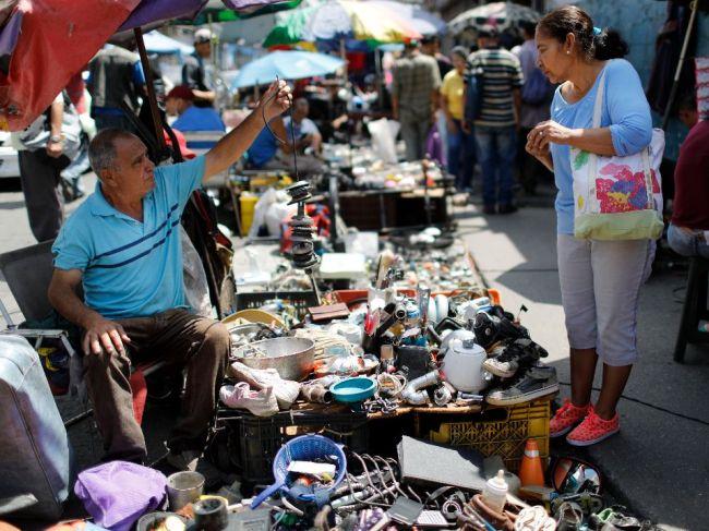 Ročná miera inflácie vo Venezuele sa v máji znížila pod hranicu 1 milión percent