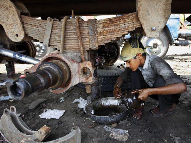 EÚ chce pomáhať pri skoncovaní so všetkými formami detskej práce
