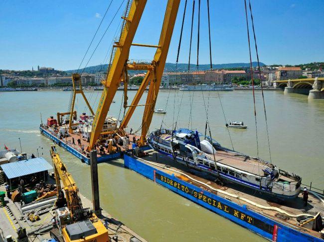 Identifikovali jedinú detskú obeť lodnej havárie na Dunaji v Budapešti
