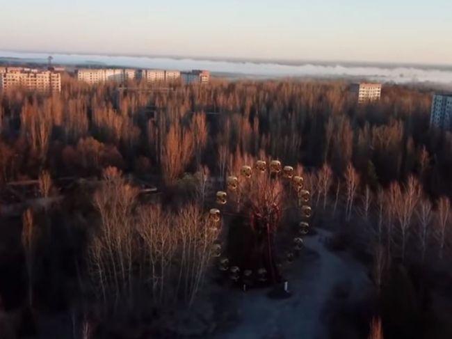Video: Unikátne zábery z Černobyľu ukazujú reálny dopad katastrofy spred 33 rokov