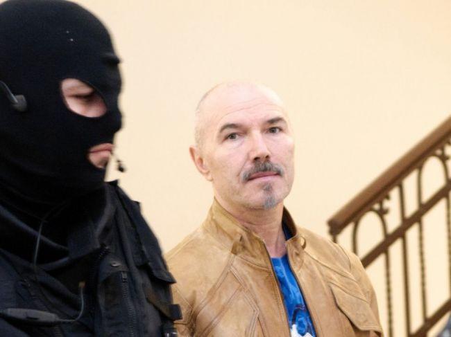 Roháč sa aj na súde priznal k vražde podnikateľa