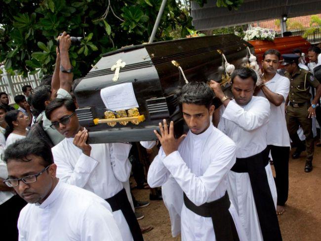 Hlavného podozrivého z útokov na Srí Lanke zadržali na Blízkom východe
