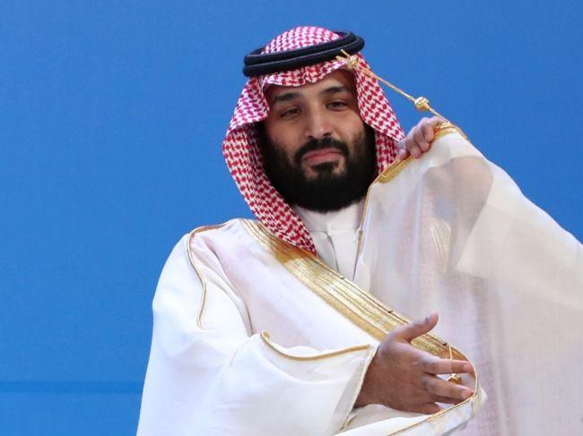 Saudskoarabský korunný princ obvinil Irán z útoku na tankery
