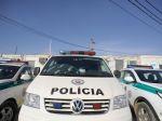 Polícia zasahuje na stavbe obchvatu