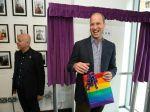 Princ William uviedol, že by to bral úplne v poriadku, keby bolo jeho dieťa gej