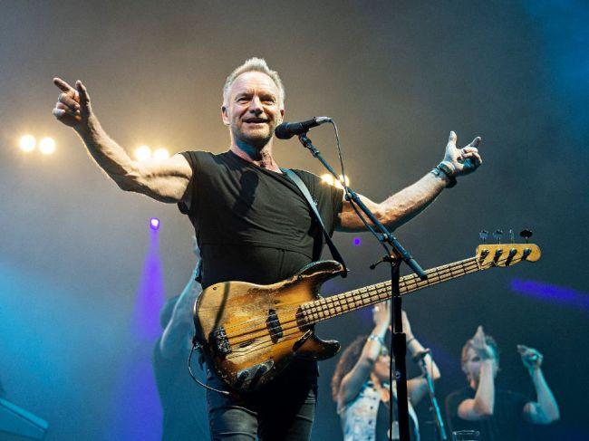 Sting na turné My Songs postavil na nohy Bratislavu