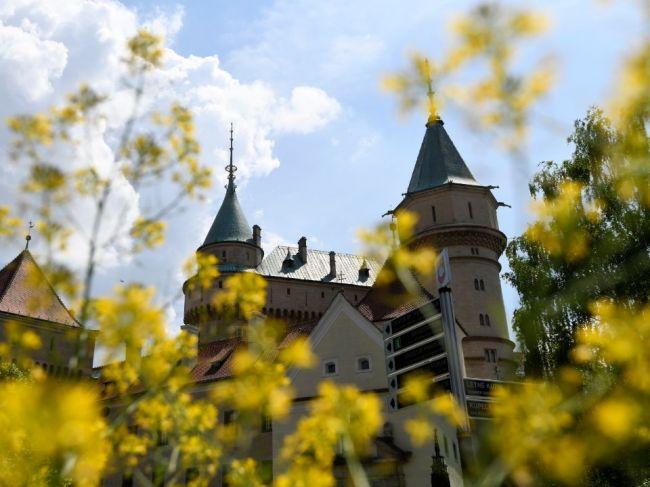 Ministerstvo kultúry chce zabezpečiť modernizáciu západného krídla Bojnického zámku