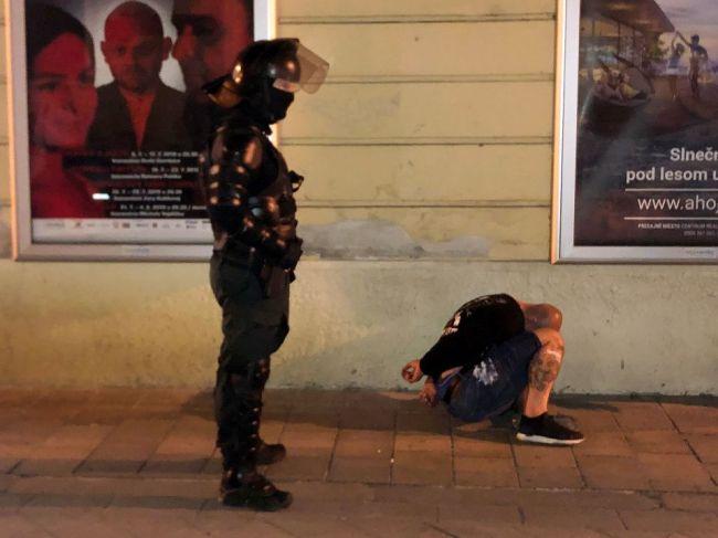 Ministerstvo vnútra reagovalo na bitku na Ventúrskej ulici
