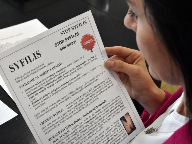Syfilis je v Európe na vzostupe, odborníci odhalili príčinu