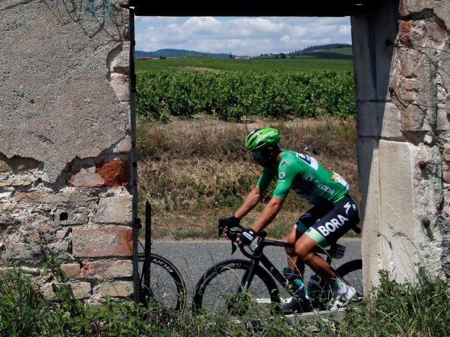 Sagan skončil 5. v 8. etape 106. ročníka Tour de France