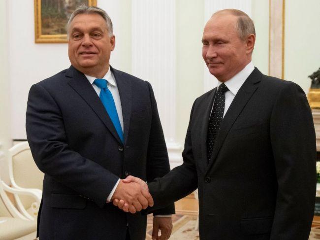 Népszava: Putin opäť navštívi Budapešť, zrejme dá Orbánovi nové inštrukcie