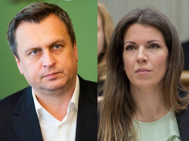 Danko a Cséfalvayová sa sporia o pracovných zahraničných cestách
