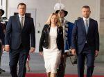 Čaputová ani Pellegrini sa na pochody nechystajú, Danko podporí rodinu