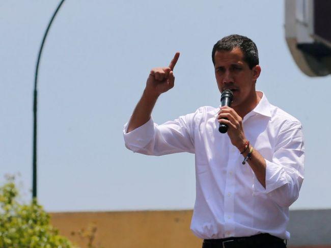 Trump presunie Guaidóovi do Venezuely financie zo stredoamerických krajín