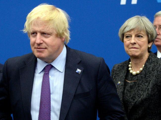 Johnson vyhlásil, že EÚ ponesie istú zodpovednosť za brexit bez dohody