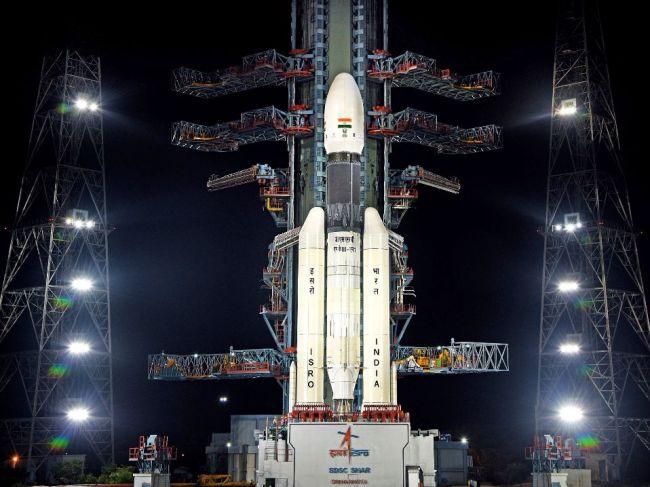 India preložila štart lunárnej misie Čandraján-2 na pondelok