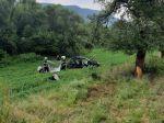 Tragická dopravná nehoda si vyžiadala dve obete