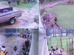 Video: Muž začal utekať pred tornádom, kamera zachytila hrozivý moment jeho úteku