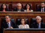 Španielsky parlament nevyslovil dôveru premiérovi Pedrovi Sánchezovi