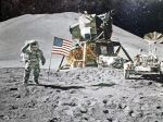 Geológ: Tento jediný fakt je dôkazom, že konšpirácia o pristátí na Mesiaci je nezmysel