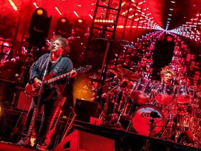 Festival Colours of Ostrava spojil všetky generácie od fanušíkov Florence po The Cure