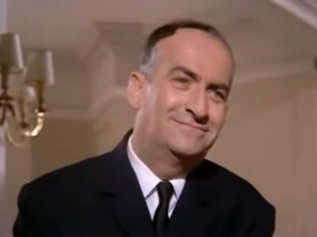 Legendárny komik Louis de Funés sa narodil pred 105 rokmi