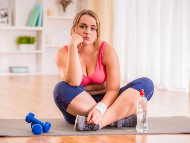 Vedecky overené: Pri týchto 6 cvikoch pôjdu kilá dole, aj ak máte predispozíciu na obezitu