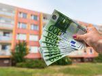 Priemerná cena m2 bytu sa v 2. štvrťroku zvýšila na 1849 eur