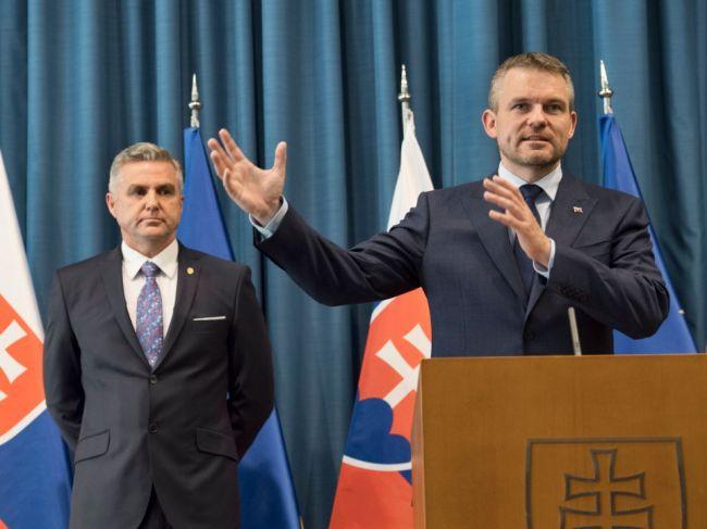 Pellegrini nechce Gašpara na kandidátke Smeru do parlamentných volieb