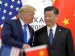 Trump označil posledné obchodné rokovania s Čínou za produktívne