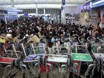 Peking odsúdil hongkonských demonštrantov za