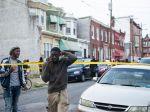 Najmenej šesť policajtov utrpelo zranenia pri streľbe vo Filadelfii