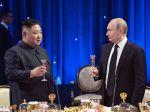 Kim a Putin si poslali pozdravy k Dňu oslobodenia Kórey